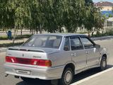 ВАЗ (Lada) 2115 (седан) 2007 года за 990 000 тг. в Костанай – фото 4