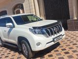 Toyota Land Cruiser Prado 2013 года за 13 350 000 тг. в Шымкент – фото 3