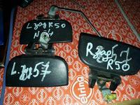 Ручки дверные наружние на Ниссан Террано Патфайндер Р50 зад прав… за 4 000 тг. в Алматы