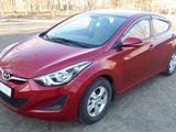 Hyundai Elantra 2014 года за 6 500 000 тг. в Байконыр