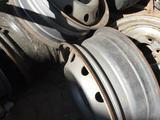 Диски железные r16 5 дырки за 20 000 тг. в Тараз – фото 3