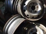 Диски железные r16 5 дырки за 20 000 тг. в Тараз – фото 4