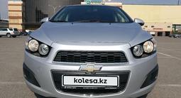 Chevrolet Aveo 2015 года за 4 650 000 тг. в Алматы