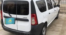 ВАЗ (Lada) Largus 2013 года за 2 200 000 тг. в Актау – фото 3