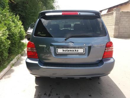 Toyota Highlander 2003 года за 6 100 000 тг. в Алматы – фото 7