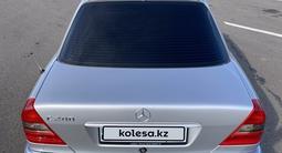 Mercedes-Benz C 200 1995 года за 3 500 000 тг. в Кокшетау – фото 4