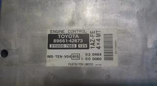 Эбу двигателя RAV-4 2000-2005г за 50 000 тг. в Павлодар