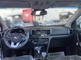 Kia Sportage 2021 года за 9 990 000 тг. в Шымкент – фото 3