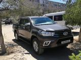 Toyota Hilux 2017 года за 15 500 000 тг. в Актау