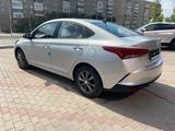 Hyundai Accent 2021 года за 7 100 000 тг. в Караганда – фото 4