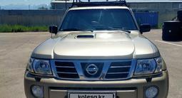 Nissan Patrol 2003 года за 6 900 000 тг. в Алматы – фото 2