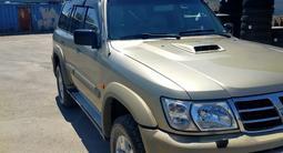 Nissan Patrol 2003 года за 6 900 000 тг. в Алматы – фото 4