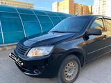 ВАЗ (Lada) Granta 2190 (седан) 2014 года за 2 220 000 тг. в Нур-Султан (Астана) – фото 4