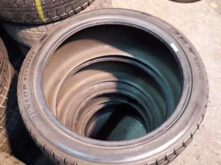 Резина 245/40 r19, Dunlop, 2 колеса, из Японии за 78 000 тг. в Алматы – фото 3