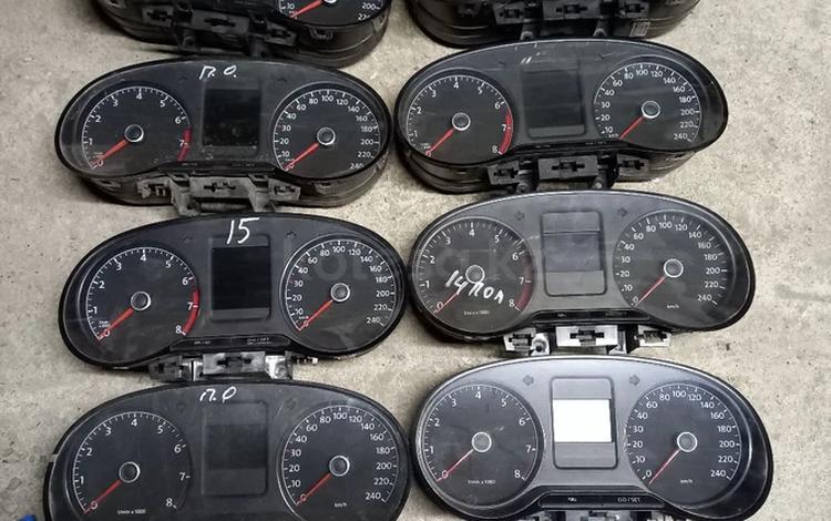 Щиток прибор на Volkswagen polo за 20 000 тг. в Талгар