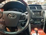 Toyota Camry 2012 года за 9 200 000 тг. в Шымкент – фото 3
