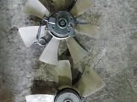 Вентиляторы моторчик радиатора на лексус GS 300 160 за 112 тг. в Алматы