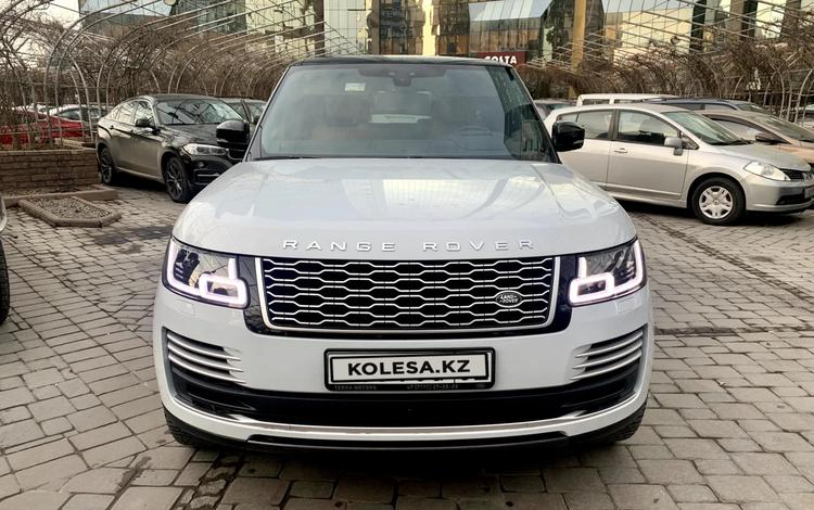 Land Rover Range Rover 2020 года за 63 000 000 тг. в Алматы