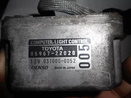 Блок розжига ксеноновый 85967-22020 за 10 000 тг. в Алматы – фото 3