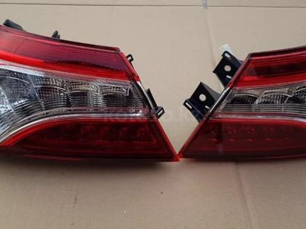 Фонарь левый LED Toyota Camry 70 за 80 000 тг. в Костанай – фото 4