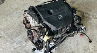 Контрактный двигатель Mazda 6 объём 2.3 литра. Из Швейцарии! С… за 240 000 тг. в Нур-Султан (Астана)