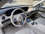 Mercedes-Maybach S 560 2018 года за 64 700 000 тг. в Алматы – фото 5