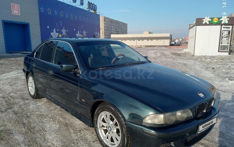 BMW 525 1997 года за 1 750 000 тг. в Караганда
