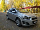 Chevrolet Aveo 2013 года за 3 200 000 тг. в Алматы – фото 3