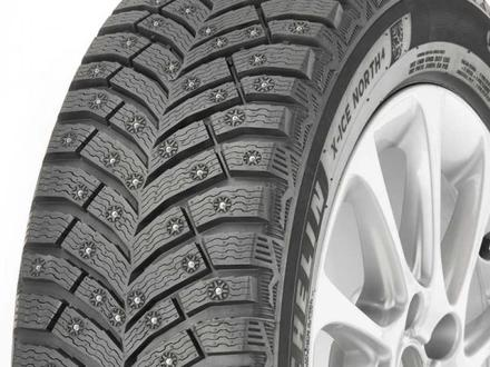 225/55/R18 Michelin X-Ice North 4 за 77 000 тг. в Алматы