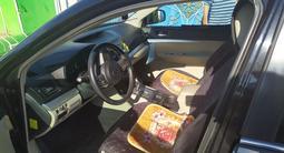 Subaru Outback 2009 года за 4 500 000 тг. в Шу – фото 5