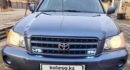 Toyota Highlander 2003 года за 5 800 000 тг. в Кызылорда
