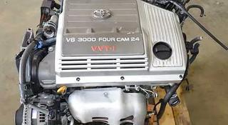 Двигатель Toyota Windom 3, 0л за 222 тг. в Алматы