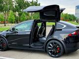 Tesla Model X 2017 года за 52 500 000 тг. в Алматы – фото 2