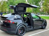 Tesla Model X 2017 года за 52 500 000 тг. в Алматы – фото 5
