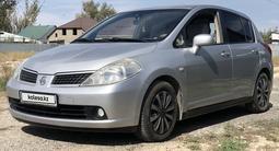 Nissan Tiida 2007 года за 3 600 000 тг. в Алматы