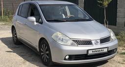 Nissan Tiida 2007 года за 3 600 000 тг. в Алматы – фото 2