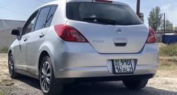 Nissan Tiida 2007 года за 3 600 000 тг. в Алматы – фото 4