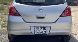Nissan Tiida 2007 года за 3 600 000 тг. в Алматы – фото 5