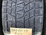 285-65-17 Bridgestone зима 2штуки за 40 000 тг. в Алматы – фото 2
