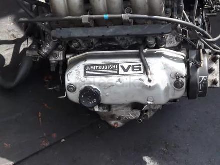 Сигма двигатель привозной контрактный с гарантией за 161 000 тг. в Костанай
