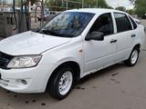 ВАЗ (Lada) Granta 2190 (седан) 2013 года за 1 500 000 тг. в Актобе – фото 2