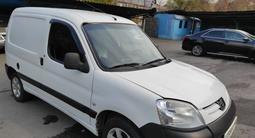 Peugeot Partner 2010 года за 2 350 000 тг. в Алматы