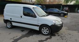 Peugeot Partner 2010 года за 2 350 000 тг. в Алматы – фото 2