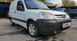 Peugeot Partner 2010 года за 2 350 000 тг. в Алматы – фото 3