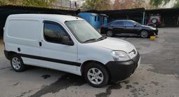 Peugeot Partner 2010 года за 2 350 000 тг. в Алматы – фото 4