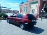 Volkswagen Golf 1992 года за 870 000 тг. в Кызылорда – фото 2