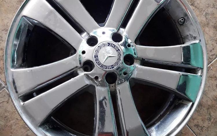 Диски Mercedes ML-GL хром за 130 000 тг. в Алматы