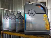 Оригинальные масла Mercedes за 3 000 тг. в Алматы
