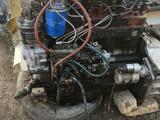Двигатель коробка в сборе от Газ Валдай в Шымкент