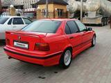 BMW 320 1992 года за 2 100 000 тг. в Караганда – фото 2